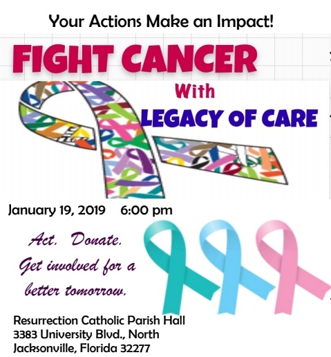 Fight Cancer with Legacy of Care 2019 image